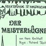 1989 - Der Meisterlügner
