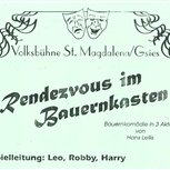1995/96 - Rendezvous im Bauernkasten