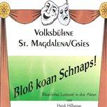 1997/98 - Bloss koan Schnops
